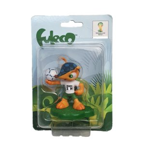 Miniatura Mascote Fuleco Copa Do Mundo Futebol Masculino B