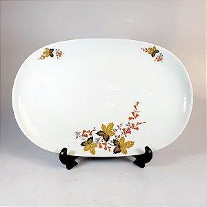 Travessa em Porcelana Real Floral Grande