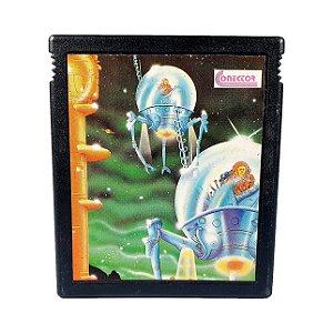 Cartucho Jogo Atari Conector