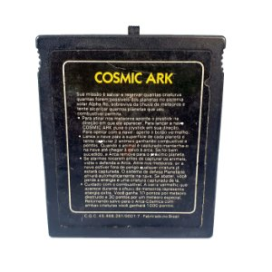 Cartucho Jogo Atari Cosmic Ark / Demon Attack