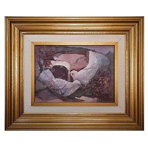 Quadro Pintura a Óleo - Sidney Mariano