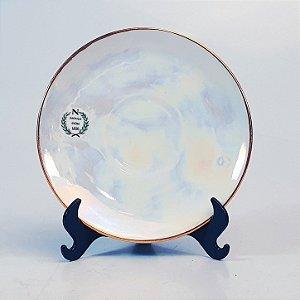 Pires em Porcelana Alemã Emano Gold Nacarada