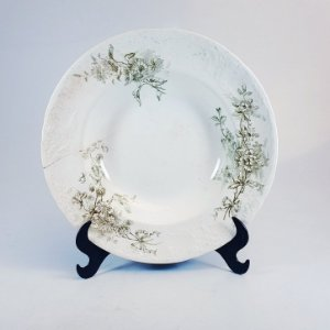 Travessa Decorativa em Porcelana Doulton Burselem Floral