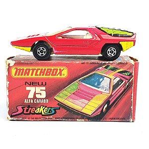 Matchbox Alfa Carabo Streakers N 75