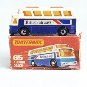 Matchbox Superfast Airport Coach N 65
