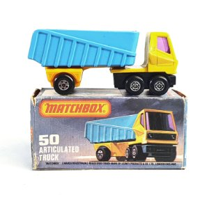 Matchbox Superfast Articulated Truck N 50