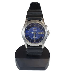 Relógio de Pulso Orient Automatic Azul