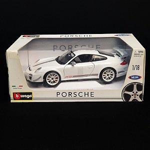 Miniatura Porsche 911 GT3 RS 4.0 Burago 1/18 Miniatura