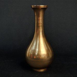 Vaso solitário Para Flores Em Bronze