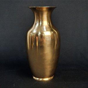 Vaso Para Flores Em Bronze