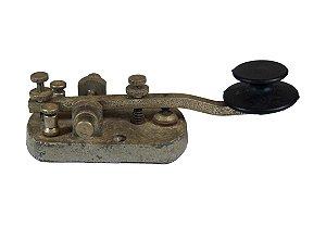 Telégrafo Aparelho Código Morse Em Aço