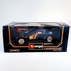 Miniatura Lamborghini Diablo (1990) Bburago Diamonds