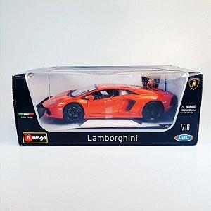 Miniatura Lamborghini Aventador LP 700-4 Burago