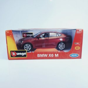 Miniatura BMW X6 M Bburago Diamond