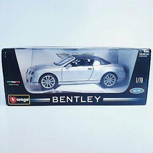 Miniatura Bentley Continental Superports Convertible Burago