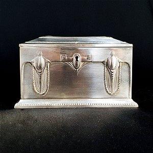 Porta Joia Art Deco Anos 20 Inglês