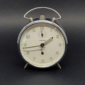 Relógio de Mesa Junghans Com Despertador