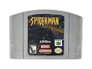 Jogo Nintendo 64 Spider Man