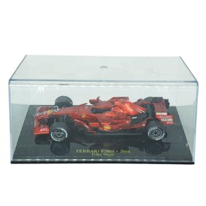 Miniatura Carro F1 Ferrari F2008 Felipe Massa