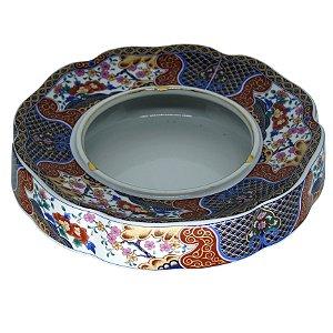Porta Cinzeiro em Porcelana Origem China