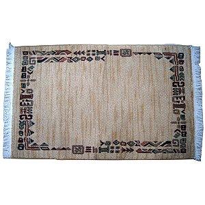 Tapete Antigo Persa Gabbeh 130c x 78l