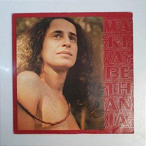 Disco de Vinil - Maria Bethânia - Talismã