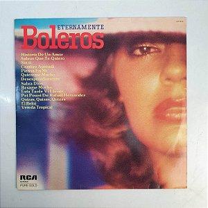 Disco de Vinil - Eternamente Boleros - 1979