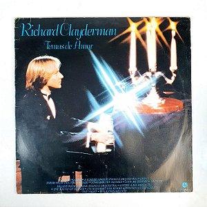 Disco de Vinil - Richard Clayderman - Temas de Amor