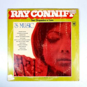 Disco de Vinil - Ray Conniff - Orquestra e Coro