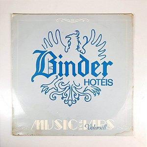 Disco de Vinil - Binder Hoteis - 1987