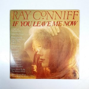 Disco de Vinil - Ray Conniff - If You Leave Me Now