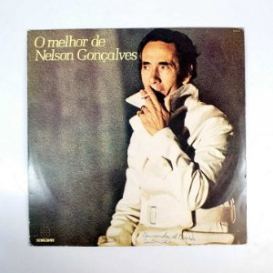 Disco de Vinil - O Melhor de Nelson Gonçalves - 1982