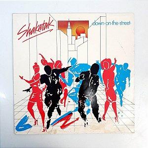 Disco de Vinil - Shakatak - Down On The Street