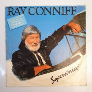 Disco de Vinil - Ray Conniff - Supersônico