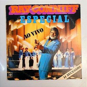 Disco de Vinil - Ray Conniff - Ao Vivo Especial
