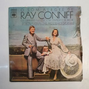 Disco de Vinil - Ray Conniff - O Som Alegre