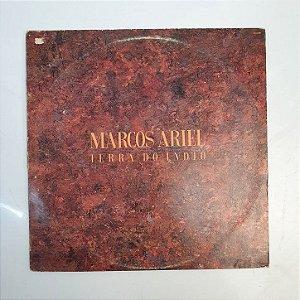 Disco de Vinil - Marcos Ariel - Terra do Índio