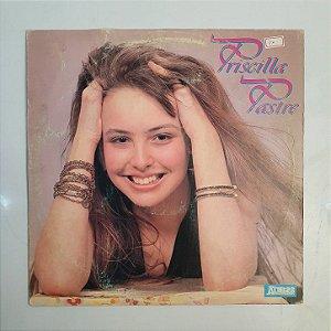 Disco de Vinil - Priscilla Praste - 1993