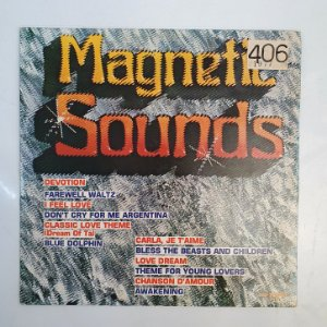 Disco de Vinil - Magnetic Sounds - 1977