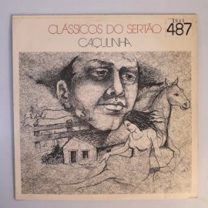 Disco de Vinil - Cassulinha - Clássicos do Sertão