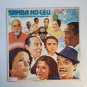 Disco de Vinil - Samba no Ceu - Sambas Famosos