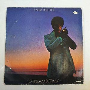 Disco de Vinil - Cauby Peixoto - Estrelas Solitarias - 1982