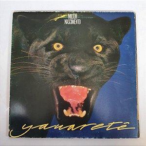 Disco de Vinil - Milton Nascimento - Yauaretê - 1987