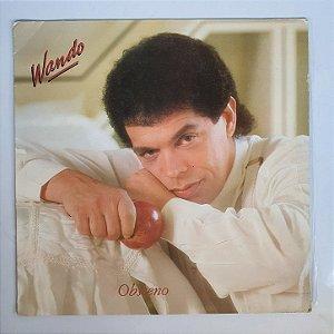 Disco de Vinil - Wando - Obsceno
