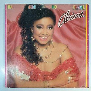 LP - Alcione - Da Cor Do Brasil - Com Encarte