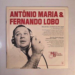 LP - Antônio Maria & Fernando Lobo - História do MPB - 1982