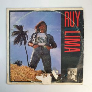 LP - Ruy Lima - Tudo Muito Bom - Continental - 1988