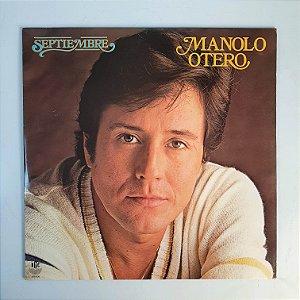 LP - Manolo Otero - Septiembre - 1983