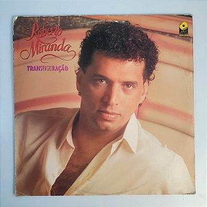 LP - Vinil Roberto Miranda - Transfiguração -