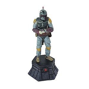 Miniatura Xadrez Star Wars Boba Fett